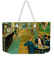 Hoffman House Bar 1890 Weekender Tote Bag