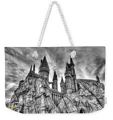 Hogwarts Castle 1 Weekender Tote Bag