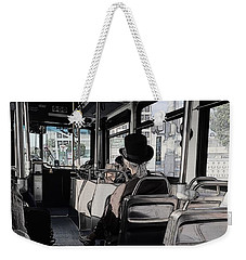 Hoity Toity With The Hoi Polloi Weekender Tote Bag