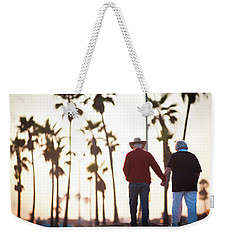 Hold On To Your Love Weekender Tote Bag by Ralph Vazquez
