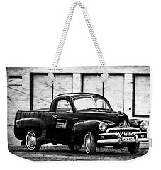 Holden Fj 01 Weekender Tote Bag