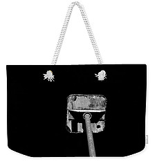 Holding Up The Night Weekender Tote Bag