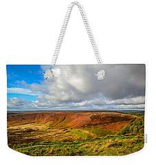 Hole Of Horcum, North York Mores, Yorkshire, United Kingdom Weekender Tote Bag