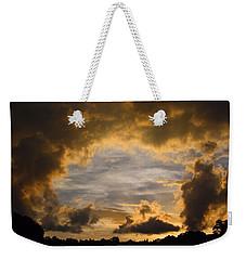 Hole In One Weekender Tote Bag by Kathryn Meyer