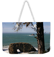 Hole In One Weekender Tote Bag by Marie Neder