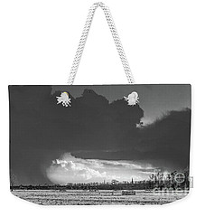 Holes In The Sky Weekender Tote Bag