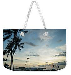Holiday Weekender Tote Bag