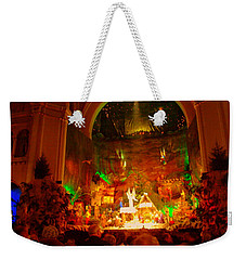 Holiday Decor In The Basilica Weekender Tote Bag