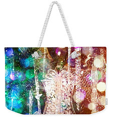 Holiday Fantasy Weekender Tote Bag