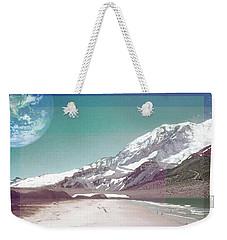 Holiday Weekender Tote Bag by Kathryn Cloniger-Kirk