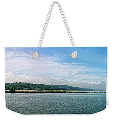 Weekender Tote Bag featuring the photograph Holland Michigan by Lars Lentz