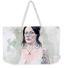 Hollie Weekender Tote Bag