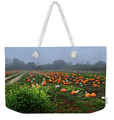 Halloween Aftermath Weekender Tote Bag