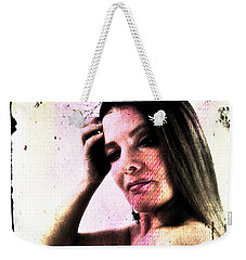 Holly 1 Weekender Tote Bag by Mark Baranowski