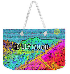 Hollycolorwood Weekender Tote Bag