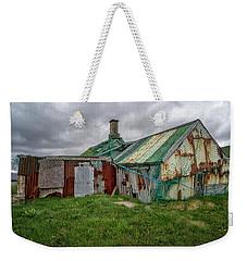 Holmavik Fishing Net Weekender Tote Bag