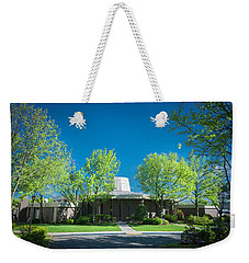 Holy Child Church Weekender Tote Bag