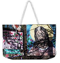 Holy Chile Weekender Tote Bag