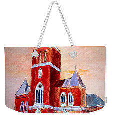 Holy Family Church Weekender Tote Bag