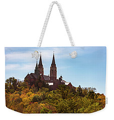 Holy Hill I Weekender Tote Bag by James Meyer