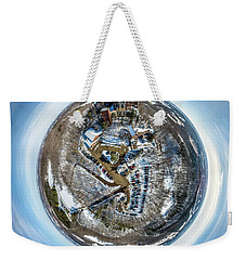 Holy Hill Little Planet Weekender Tote Bag