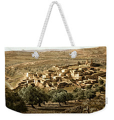 Holy Land - Bethany  Weekender Tote Bag