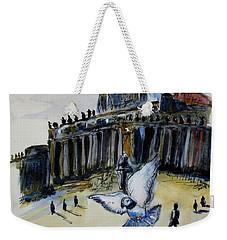 Holy Pigeons Weekender Tote Bag