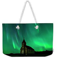 Holy Places Weekender Tote Bag