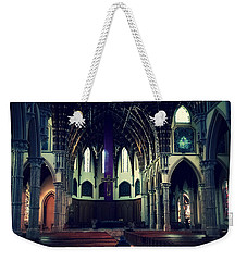 Holy Week Weekender Tote Bag