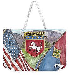 Homage To 2-4 Weekender Tote Bag