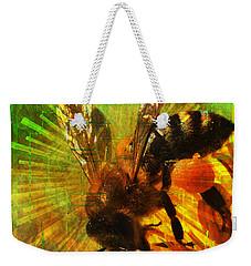 Homage To A Bee 2015 Weekender Tote Bag