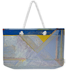 Homage To Richard Diebenkorn's Ocean Park Series  Weekender Tote Bag