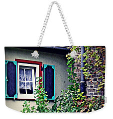 Home And Garden Schierstein 8   Weekender Tote Bag by Sarah Loft