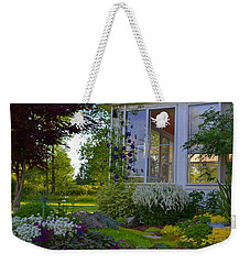 Home Garden Weekender Tote Bag