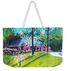 Home In Batesville, Ms Weekender Tote Bag