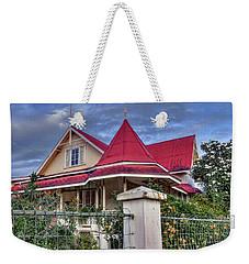 Home In The Tropics Weekender Tote Bag