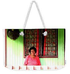 Ms Mary Stays Humble Weekender Tote Bag