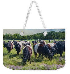 Milk And Cookies Weekender Tote Bag