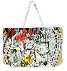 Home Weekender Tote Bag by Paulo Zerbato