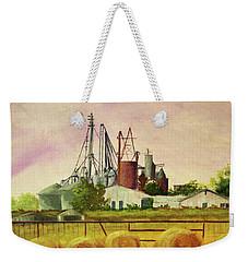 Home Town Weekender Tote Bag