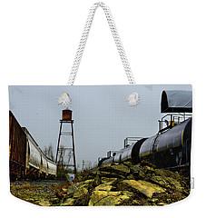 Home Town History Weekender Tote Bag