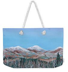 Home View Weekender Tote Bag