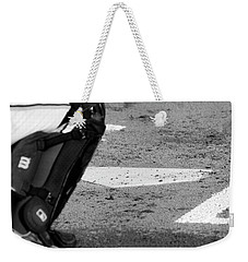 Homeland Security Weekender Tote Bag by Laddie Halupa