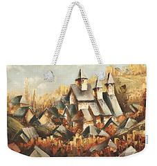 Homeland Weekender Tote Bag by Vali Irina Ciobanu