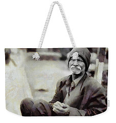 Homeless II Weekender Tote Bag
