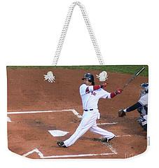 Homerun Swing Weekender Tote Bag