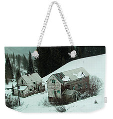 Homes In The Valley Weekender Tote Bag