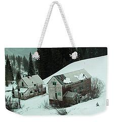 Homes In The Valley Weekender Tote Bag