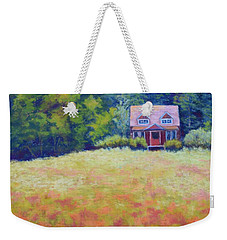 Homestead Weekender Tote Bag by Nancy Jolley