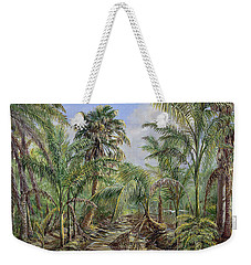 Homestead Tree Farm Weekender Tote Bag